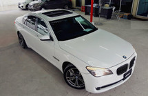 2010 BMW 7 SERIES 740i 3.0A TWIN POWER TURBO JAPAN SPEC
