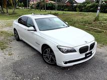 2010 BMW 7 SERIES 740I