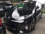 2013 TOYOTA ESTIMA 2.4 aeras include GST 8seaters unreg