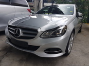 2013 MERCEDES-BENZ E-CLASS E200 INCLUDE GST UNREG