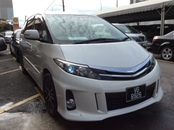 2012 TOYOTA ESTIMA 2.4 Aeras Sunroof New Facelift 12/15