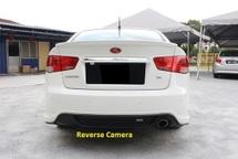 2011 KIA FORTE 2.0 SX (A) 6 Speed Enhanced Specs (Ori Year Make 2011)(1 Owner)