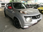 2013 NISSAN JUKE NISMO RS 1.6 TURBO (A) UNREG