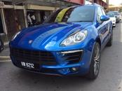 2014 PORSCHE MACAN 2.0 Full Spec Car King Under Warranty 18'