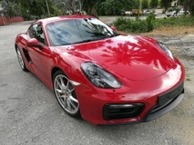 2015 PORSCHE CAYMAN GTS 3.4 PDK UK SPEC UNREG