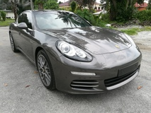 2014 PORSCHE PANAMERA 4S 3.0 V6 TWIN TURBO