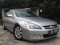 2007 HONDA ACCORD 2.4 iVTEC FACELIFT 1 VIP OWNER PRE RAYA OFFER VIEW TO BELIEVE