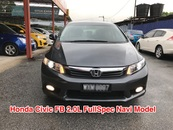 2013 HONDA CIVIC 2.0S