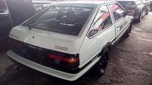 1987 TOYOTA TOYOTA OTHER TOYOTA TRUENO ORIGINAL AE86