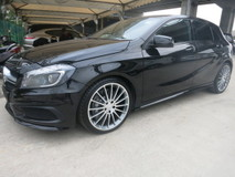2013 MERCEDES-BENZ A-CLASS A45 2.0 AMG EDITION SCROLL TURBO 360 HP