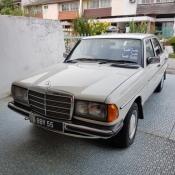 1983 MERCEDES-BENZ C-CLASS 200
