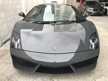 2012 LAMBORGHINI GALLARDO BICOLORE V10 5.2