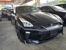 2016 NISSAN GT-R R35 3.8 Black Edtition Unreg (NO SST)