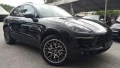 2015 PORSCHE MACAN  Porsche Macan S 3.0 CHRONO CARBON BOSE URG