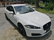 2014 JAGUAR XF 2.0 LUXURY TURBO JPN SPEC UREG