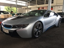 2014 BMW I8 COUPE