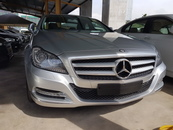 2013 MERCEDES-BENZ CLS-CLASS 250 W218 DIESEL INCLUDED GST