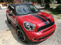 2014 MINI Countryman COOPER S 1.6T UK SPEC UNREG