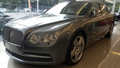 2014 BENTLEY FLYING SPUR 6.0 W12 UNREG MULLINER