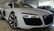 2014 AUDI R8 AUDI R8 UNREG 4.2 QUATTRO FULL SPEC UNREG
