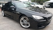 2014 BMW 6 SERIES BMW 640I GRAND COUPE UNREG 3.0 TWINTURBO