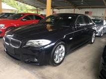 2013 BMW 5 SERIES 520i M Sport 2.0 Twin Power Turbo Multi Function Paddle Shift Reverse Camera Xenon Light