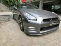 2012 NISSAN SKYLINE GTR R35 3.8 Black Edition Unreg INC GST