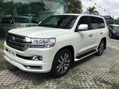 2016 TOYOTA LAND CRUISER ZX 4.6L FULL SPEC JAPAN VERSION (UNREG) 2016