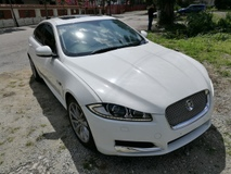 2012 JAGUAR XF 3.0 LUXURY UK SPEC UNREG