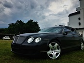2008 BENTLEY FLYING SPUR flying spur 6.0