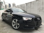2012 AUDI A5 A5 2.0 TURBO COUPE QUATTRO JAPAN CARKING CONDITION UNREG