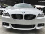2012 BMW 5 SERIES 2012 BMW 528i MSport TwinTurbo (A) UNREG