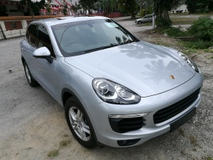 2015 PORSCHE CAYENNE 3.6 V6 PETROL UK SPEC UNREG (NEW FACELIFT)