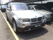 2008 BMW X3 2.5 SI Tiptop