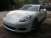 2013 PORSCHE PANAMERA 4S 3.0 TWIN TURBO (FACELIFT)