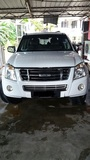 2008 ISUZU D-MAX 2.5 Manual