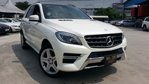 2012 MERCEDES-BENZ ML 350