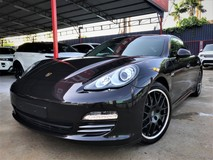 2012 PORSCHE PANAMERA Panamera 4 3.6 V6 Full Spec Sport Chrono Rear Entertainment Uk Recon