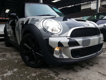 2013 MINI Cooper S 1.6 Turbo  2 Doors (I  DERIVE)
