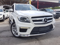 2014 MERCEDES-BENZ GL-CLASS 350 3.0L TURBO DIESEK UK VERSION (UNREG)