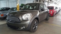 2013 MINI Countryman 1.6 (A) UNREGISTER