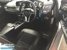 2013 MERCEDES-BENZ E-CLASS E200 FACELIFT AMG O SST.PADDLE SHIFT.LED DAYLIGHT.ORI AMG BODYKIT.TRUE 13 UNREG.FREE GIF