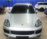2015 PORSCHE CAYENNE  3.0V6 DIESEL FULL UK SPEC SILVER ( 3972 )  x  PRICE RM 488000.00 x DOWN PAYMENT RM 52599 x  LOAN RM 456000.00 x 2.7 x 9 YEAR INSTALLMENT RM 5200 ( 108 )