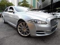2010 JAGUAR XJL 5.0 V8 SUPERCHARGED SUPERSPORT