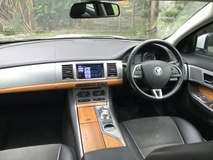2012 JAGUAR XF 3.0 LUXURY UK SPEC UNREG