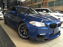 2012 BMW M5 4.4 TWIN TURBO JAPAN SPEC