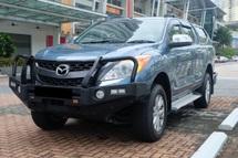 2013 MAZDA BT-50 3.2 (A) Diesel 4X4 16k KM Mileage