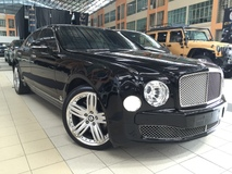 2011 BENTLEY MULSANNE MULSANNE
