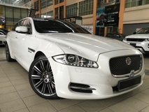 2011 JAGUAR XJL 5.0 SUPERCHARGED