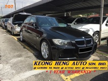 2008 BMW 3 SERIES 320i E90 2.0 MSPORT (ACTUAL YR MADE 2008)(GST INCLU)(1 OWNER)(CKD LOCAL SPEC)(TIPTOP)(LOW MILE)